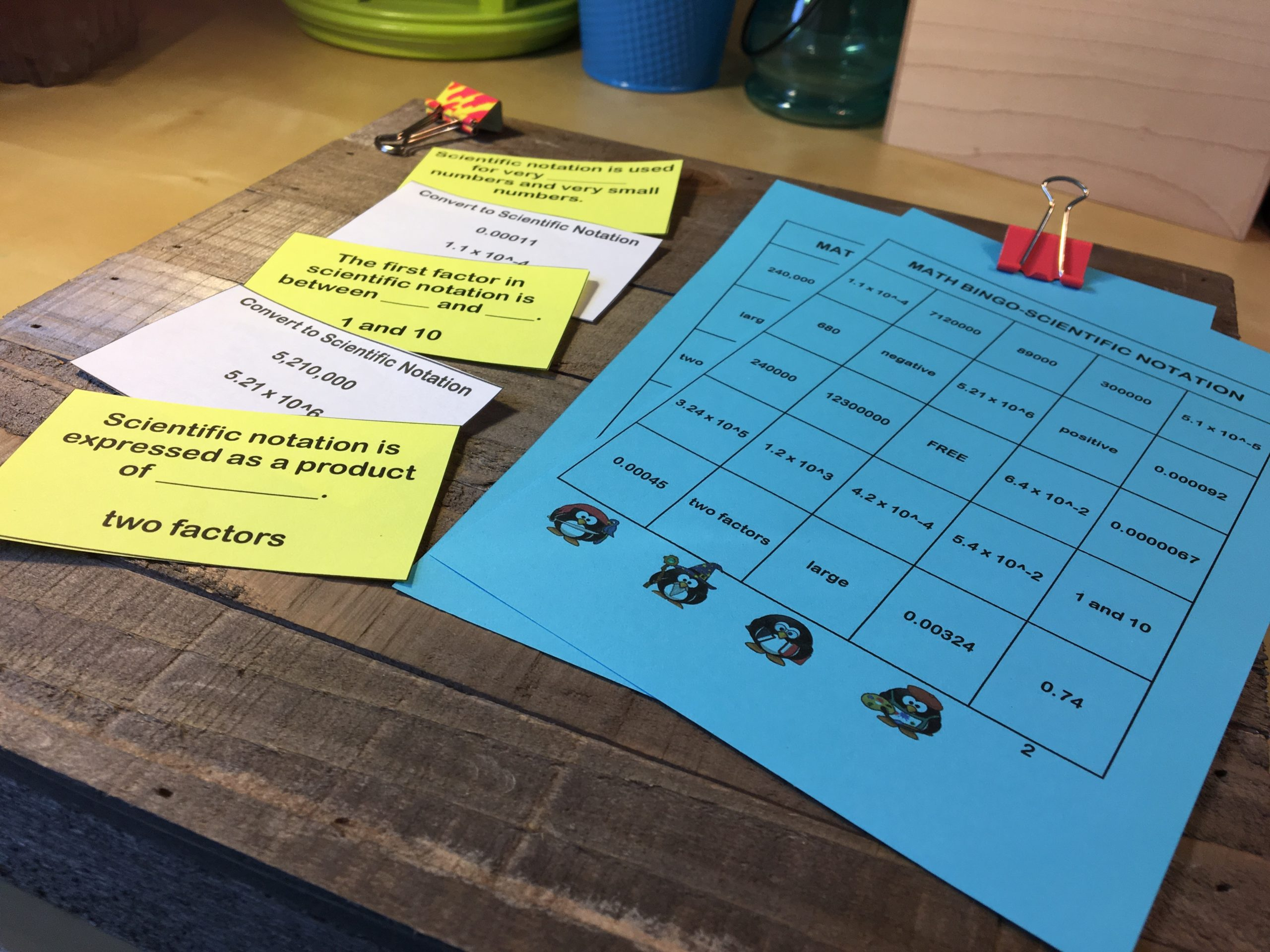 18 Math Review Games for Middle School - Idea Galaxy