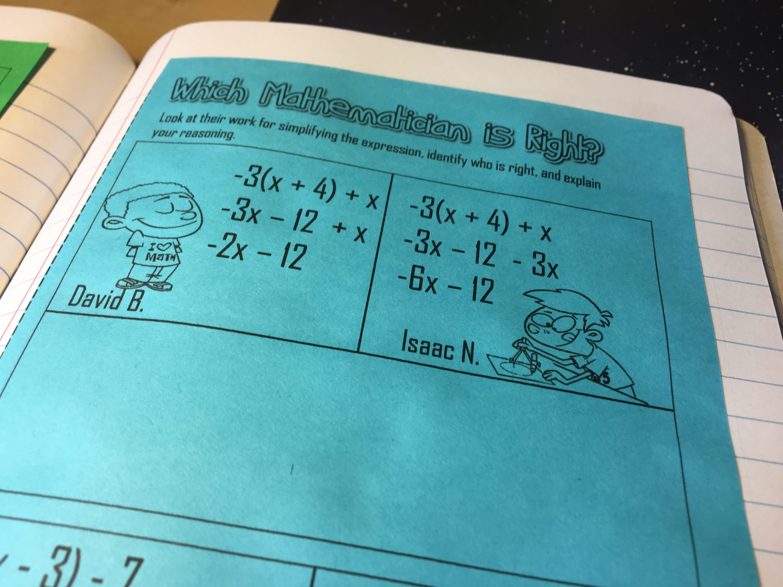 How to Teach Solving Multi-Step Linear Equations with Interactive ...